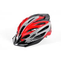 Wholesale Red Sports Bike Helmets Multicolor Shock Resistance Super Light High Stiffness from china suppliers
