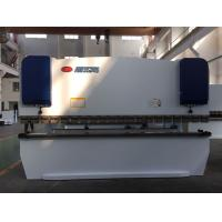 Wholesale CE And CQC Metal Hydraulic Sheet Bending Machine 125 Ton 2500mm /3200mm/4000mm from china suppliers