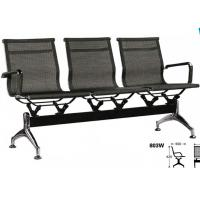 Wholesale Metal steel 3-seater cheap waiting room chairs waiting chair from china suppliers