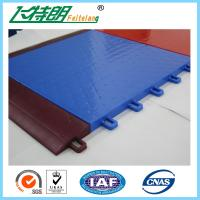 Wholesale Portable Interlocking Rubber Floor Tiles For Athletic Sports Field 10 Years Using Life from china suppliers