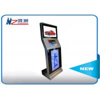 Wholesale Automatic Touch Screen Information Kiosk Operated Tap Hotel Lobby With Cash Reader from china suppliers