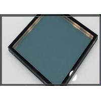 Quality 12A + 5mm / 6mm / 8mm Tempered Double Insulated Glass For Buildings for sale