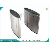 Wholesale School Subway High Security Flap Gate Smart Waterproof Turnstile System from china suppliers