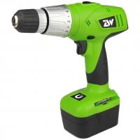Wholesale 2 Gear Stage Cordless Electric Drill Driver / Battery Cordless Hammer Drills with Accessories from china suppliers