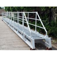Wholesale DNV BV ABS Marine Boarding Ladder Aluminum Accommodation Ladder For Ship from china suppliers