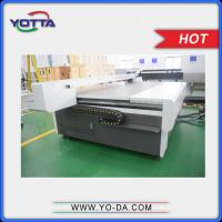 Buy cheap High speed UV inkjet printer wood printing machine price in China from wholesalers