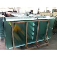Wholesale Tempered Safety Glass Street Furniture with White Ceramic Printing safety glass panels from china suppliers