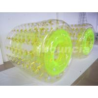 Wholesale PVC Material Shining Inflatable Water Roller Used In Water Park from china suppliers
