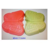 Wholesale fashionable silicone baking pans ,lovely shape silicone baking cake pan from china suppliers
