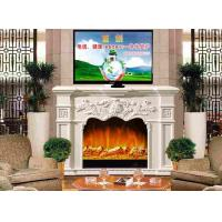 Wholesale Indoor Wooden Remote Control Electric Fireplaces TV Stands European Style from china suppliers