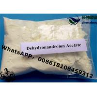 Wholesale Dehydronandrolon Acetate Raw Steroid Powders CAS 2590-41-2 Purity 99% Key Intermediate from china suppliers