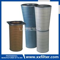 Buy cheap Flame Retardant Air Filter cartridge from wholesalers