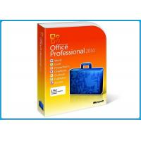 Wholesale Full version Original Ireland Microsoft Office 2010 Professional Retail Box from china suppliers