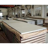 Quality ASTM 904L 304 316 410 Stainless Steel Hot Rolled Plate Sheets N0.1 finish OEM for sale