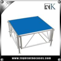 Wholesale China supplier aluminum stage portable stage wedding stage outdoor concert stage from china suppliers