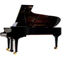 Wholesale 275cm Black Polished Acoustic Grand Piano Concert Royal Piano OEM Manufacturer from china suppliers