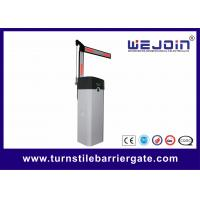 Wholesale 80W Bus station Automatic Boom Barrier Gate with 180 degree Boom from china suppliers