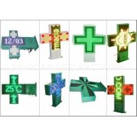 Wholesale One / Two Side Led Pharmacy Sign For Hospital 10000dots/Sqm High Definition from china suppliers