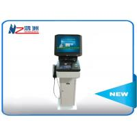 Wholesale PC self service Information kiosk / self service payment kiosk custom made from china suppliers