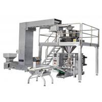 Wholesale FFS Automatic Pouch Packing Machine , Power / Granule Bag Filling Machine High Precision from china suppliers