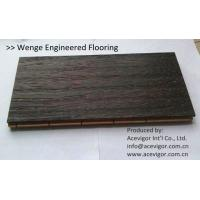 Buy cheap Wenge Wood Flooring from wholesalers