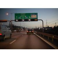 Buy cheap Lane Control Sign Motorway Speed Limit Signs  , Programmable LED Sign View Angle from wholesalers