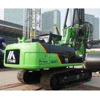Wholesale 32m Depth Foundation Pile Water Well Hydraulic Piling Rig Equipment with 1m Max Drilling diameter from china suppliers