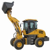 Wholesale mini front loader ZL16F with 1600kg capacity from china suppliers