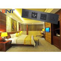 Wholesale Bluetooth Multimedia Media Hub Integrated Tempered Glass Front Panel For Hotel from china suppliers