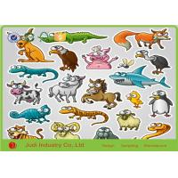Wholesale Fancy Design Adhesive Sticker Paper Waterproof Any Shape For Kids Play from china suppliers