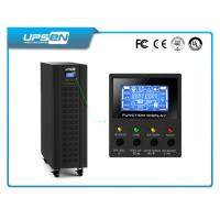Wholesale 3/1 P 10KVA-30KVA Uninterrupted Power Supply , Backup Online DC UPS Power Supply from china suppliers