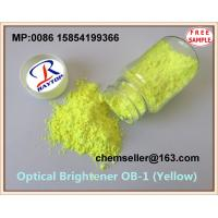 Wholesale TOP 4 Manufacturer green or yellow chemical powder  optical brightener OB-1 393  for Plastics/PSF/Master Batches from china suppliers