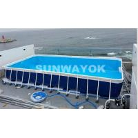Wholesale Portable Framed Swimming Pools from china suppliers