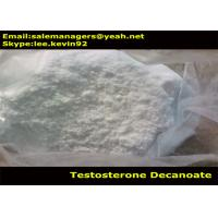 Quality Cas 5721-91-5 Raw Testosterone Powder / Testosterone Decanoate Powder For Weight Lose for sale