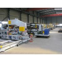 Wholesale Mitsubishi PLC PU Sandwich Panel Production Line 380V 3 Phase for Cold Storages from china suppliers