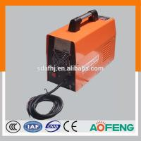 Buy cheap small portable mini electric arc mma welding machines price similar to aotai from wholesalers