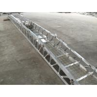 Wholesale 12-58 Steps Aluminum Alloy Marine Boarding Ladder Accommodation Ladder from china suppliers