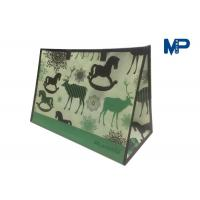 Wholesale Promotional Green 160gsm Non Woven / PP Shopping Bag W50*H35*G25 from china suppliers