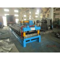 Wholesale 11Kw Roofing Roll Forming Machine Hydraulic Metal Sheet Forming Machine 0.27 - 0.8mm from china suppliers