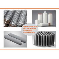 Wholesale BOCIN High Precision Industrial Cartridge Filters / Metal Stainless Steel Housing Filter from china suppliers