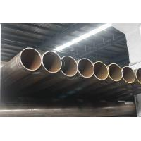 Wholesale Structure Welded Round Pipes, ERW Steel Pipe, Piling / Fence Pipes 60.3 mm - 273mm OD from china suppliers