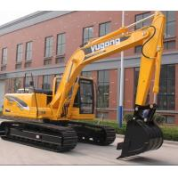 Wholesale WY150-8 15Tons crawler excavator with famous mechanical engineers supports from china suppliers