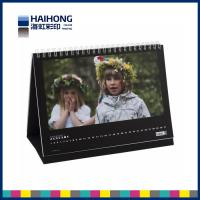 Wholesale Gift or advertisement custom printed desk calendars , print photo calendar from china suppliers