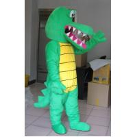 Wholesale Customized Cartoon Character crocodile Mascot Costumes for Adult from china suppliers