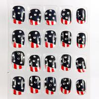 Buy cheap Salon Press 3D Diamond Fingernail Art Fashionable False Artist Nail from wholesalers