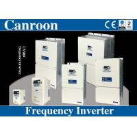 Wholesale 0.7kW - 160kW Variable Frequency Inverter with Vector Control from china suppliers
