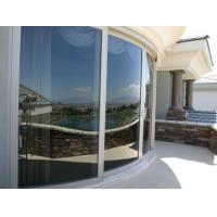 Wholesale Better flexibility Curved Tempered Glass railing panels with polish edge from china suppliers