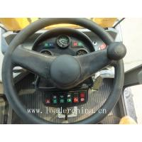 Quality 1.0t wheel loader ZL10A with pallet fork/grass grab/log grapple for sale