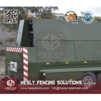 Wholesale China Razor Wire Mobile Security Barrier System from china suppliers