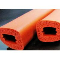 Wholesale Silicone Rubber Profiles Silica Gel Sealing Tube / Soft Rubber Foam Sealing Hose from china suppliers